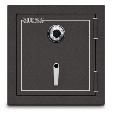 Mesa Safe All Steel Burglary and Fire Safe with Combination Lock - 3.3 CF - Senior.com Security Safes