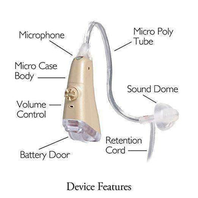 General Hearing Aid Simplicity Model EP 31 - Senior.com Hearing Aids