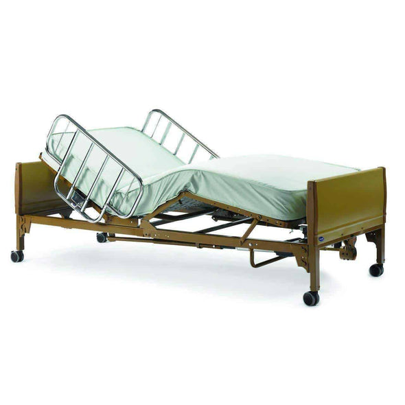 Invacare Full Electric Homecare Bed Packages - Senior.com Bed Packages