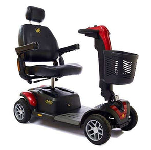 Golden Tech Buzzaround LX Extreme Luxury Full Size Travel Mobility Scooter - 4 Wheel - Senior.com Scooters