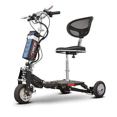 E-Wheels Portable Airplane Approved Powerful Electric Scooter – EForce 1 - Senior.com Scooters