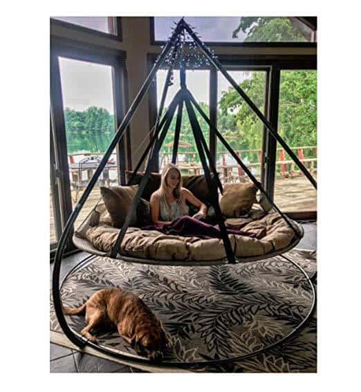 FlowerHouse Flying Saucer Hammock Hanging Chairs - Senior.com Hanging Chairs