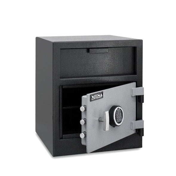 Mesa Safes Cash Depository Safe - All Steel with Electronic Lock - Senior.com Security Safes