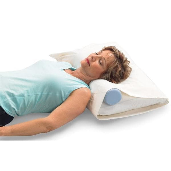 The Original McKenzie Cervical - Low Density Foam Pillow - Senior.com Pillows