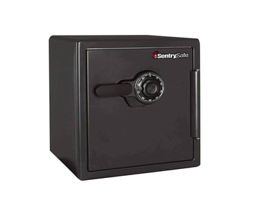Sentry Safe Fire Safe Large Combination Safe - 1.23 Cubic Feet - Senior.com Security Safes