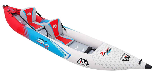 Aqua Marina Betta-VT-K2  Professional Inflatable Kayak - 2-person - Senior.com Kayaks