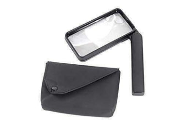Essential Medical Supply Folding Magnifier - Senior.com Vision Enhancers