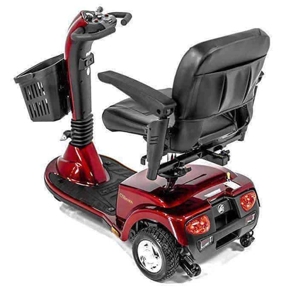 Golden Technologies Companion 3 Wheel Mid Size Luxury Scooters - Senior.com Scooters