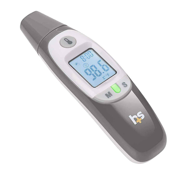 HealthSmart Compact Instant Read Infrared Digital Ear Thermometer - Senior.com Exam & Diagnostics