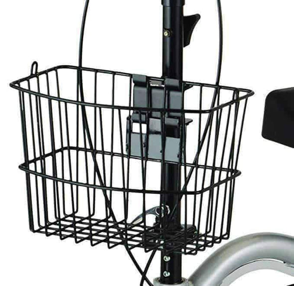 Nova Medical Knee Walker Basket for TKW Series - Senior.com Walker Parts & Accessories