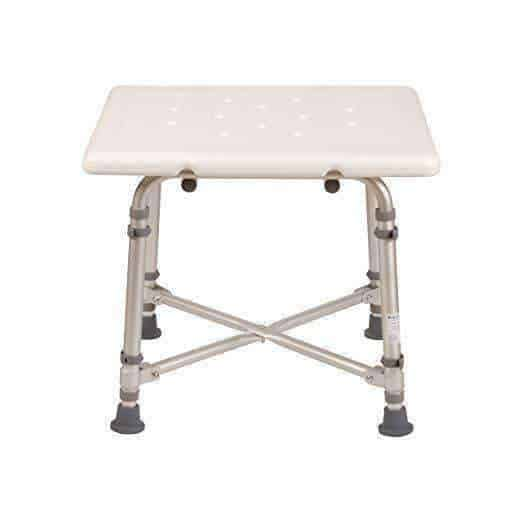 HealthSmart Germ-Free Bariatric Bath and Shower Seats - Senior.com Bath Benches & Seats