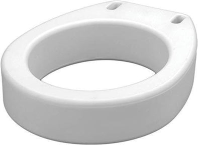 Nova Medical Raised Toilet Seats - Adds 3.5 Inches - Senior.com Raised Toilet Seats