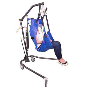 ProBasics Personal Hydraulic Patient Body Lift with Sling - Senior.com Patient Lifts