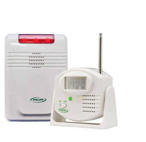 Smart Caregiver Economy Wireless Monitor & Motion Sensor - Senior.com Fall Prevention