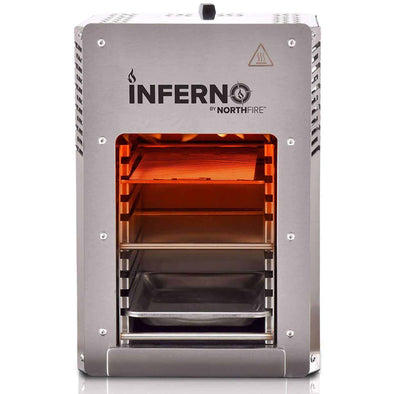 NorthFire Inferno Single Propane Infrared Grill - Senior.com Grills & Barbecues