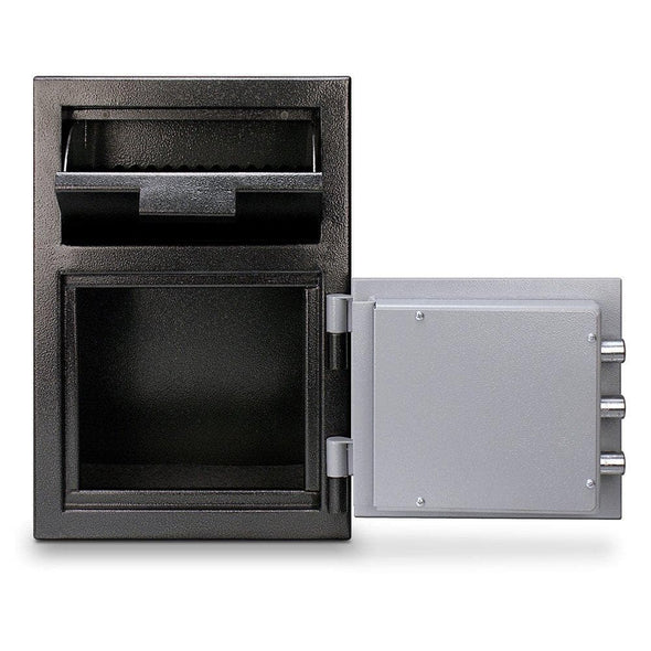 Mesa Safe All Steel Depository Safe with Key Lock - 0.8 Cubic Feet - Senior.com Security Safes