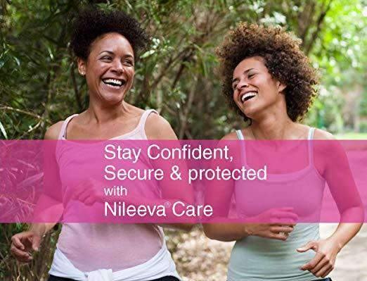 Nileeva Care Light Bladder Control Pads with Maximum Protection & Superior Absorbency - Senior.com Bladder Control