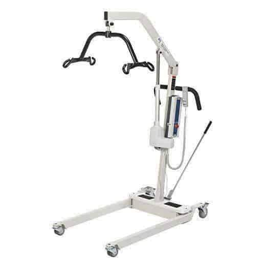 Drive Medical Bariatric Electric Patient Lift with Rechargeable Battery and Six Point Cradle - Senior.com Patient Lifts