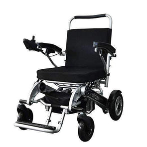 Foldawheel Electric Lightweight Folding Power Chair with Long Range Battery - Only 55 lbs - Senior.com Power Chairs