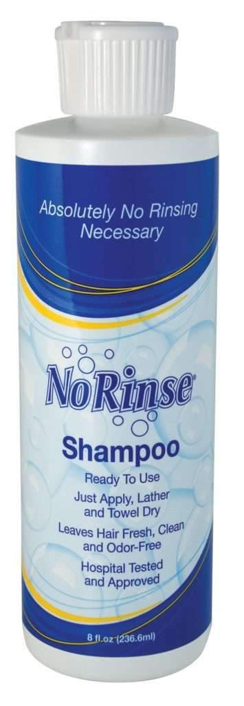 No Rinse Hair Shampoo and Conditioner Set – Perfect Products For Care Givers - Senior.com Hair Conditioner
