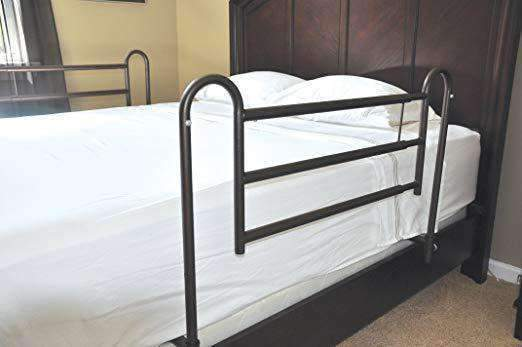 Drive Medical Home Bed Style Adjustable Length Bed Rails 1 Pair - Senior.com Bed Rails