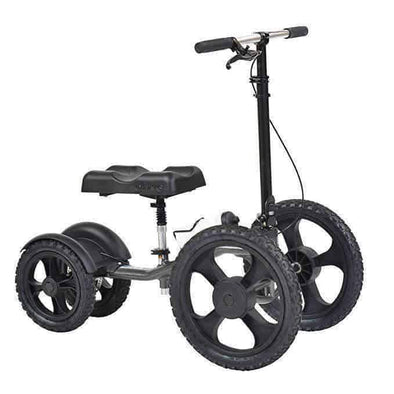 Drive Medical All Terrain Heavy Duty Knee Walker and Knee Scooter - Senior.com walkers