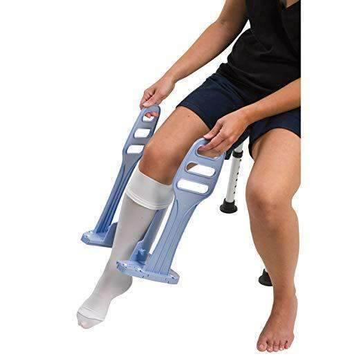 Maddak Ableware Heel Guide Compression Sock & Stocking Aid - Senior.com Daily Living Aids
