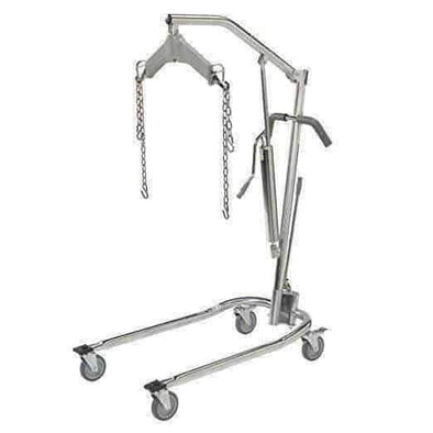 Drive Medical New Style Patient Lift - Chrome - Senior.com Patient Lifts