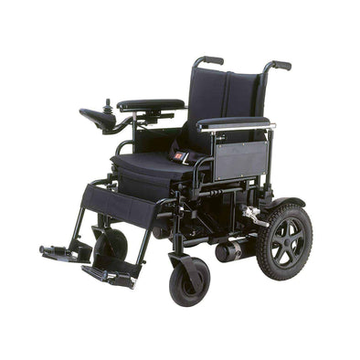 Drive Medical Cirrus Plus Folding Portable Power Wheelchairs - Senior.com Power Chairs