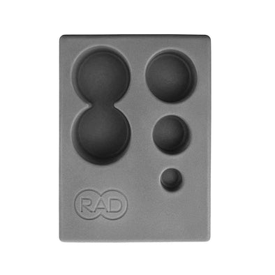 RAD Block - Muscle Massaging Tool For RAD Roller & Rounds - Senior.com Massagers