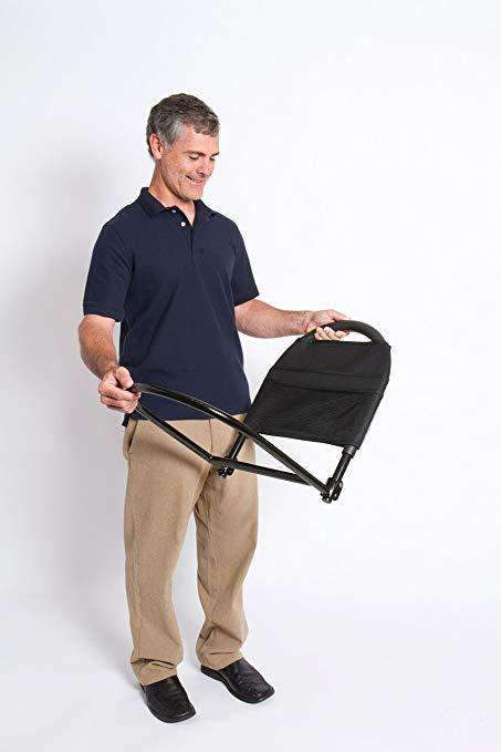 Stander Bed Rail Advantage Traveler - Portable Folding Travel Bed Rail & Assist Handle - Senior.com Bed Rails