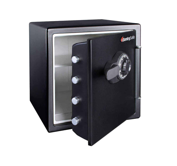 SentrySafe Extra Large Combination Fire and Water Proof Safe - 1.23 Cubic Feet - Senior.com Security Safes