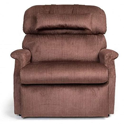 "Golden Technologies Comforter Extra Wide Bariatric Aissted Lift Chair Recliner - 33"" Width - Senior.com Recliners"