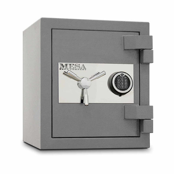 Mesa Safe High Security Burglary Fire Safe - All Steel with Electronic Lock - Senior.com Security Safes