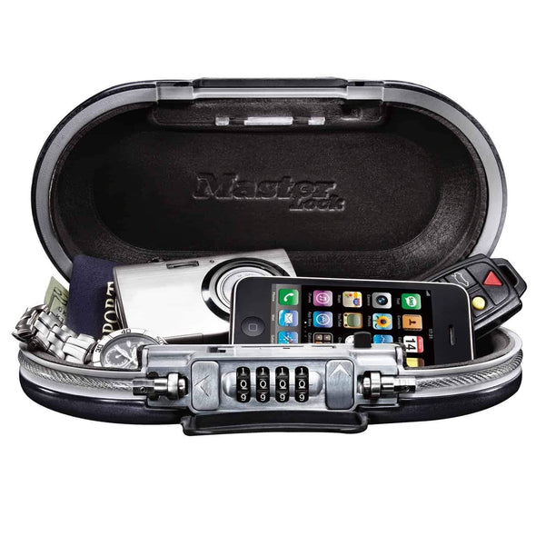Master Lock SafeSpace Portable Personal Safe -Set Your Own Combination - Senior.com Portable Safes