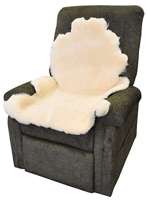 Blue Jay Natural Sheepskin Pad - Large - Senior.com Bedroom Accessories