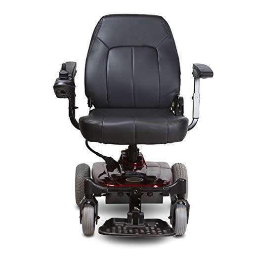 Shoprider Jimmie Portable Lightweight Power Chair with Captains Seat - Senior.com Power Chairs