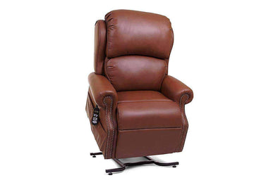 Golden Technologies MaxiComfort Pub Chair Recliner with Assisted Lift & Zero Gravity Recline - Senior.com Recliners