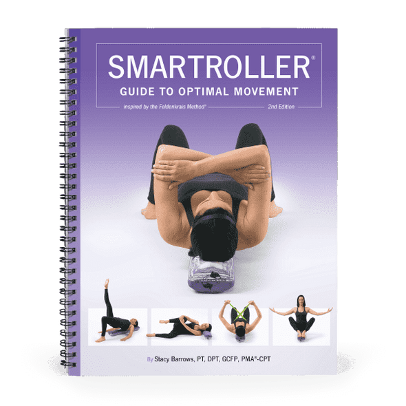 "OPTP SmartRoller Two-In-One Foam Rollers - 36"" x 4"" For Massage & Yoga"