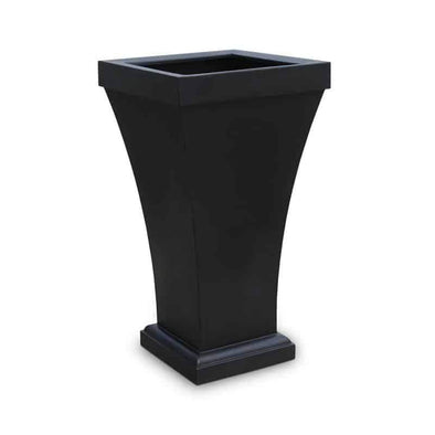 Mayne Bordeaux 40in Tall Planter - Senior.com Planters