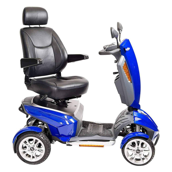 "Drive Medical Odyssey GT Executive Power Mobility Scooter with 18"" Captain's Seat - Senior.com Scooters"