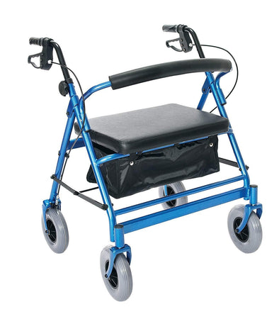 Essential Medical Supply Endurance HD Bariatric Rollator - 500 lb Weight Cap - Senior.com Rollators