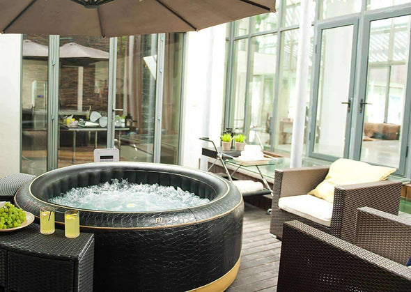 MSpa Luxury Exotic Outdoor Bubble & Jet 4 to 6 Person Spas - Senior.com Hot Tubs & Jacuzzis