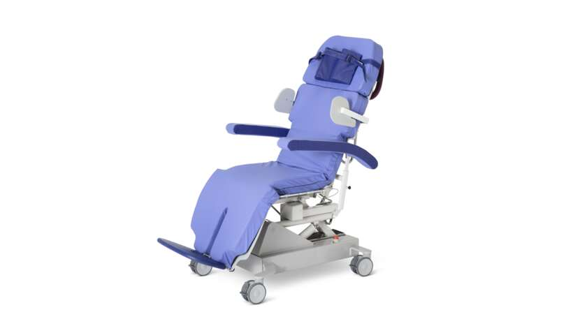 Arjo Sara® Combilizer - Full Standing Aid Patient Lift & Transfer with Full Recline - Senior.com Standing Aids