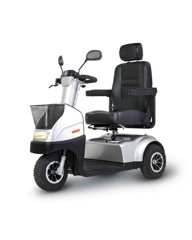 Afikim Afiscooter C 3-Wheel Mobility Scooters - 360 Swivel Seat - Senior.com Scooters