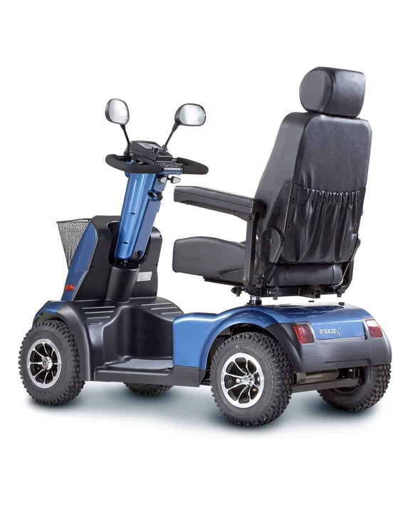 Afikim Afiscooter C 4-Wheel Mobility Scooters - 360 Swivel Seat