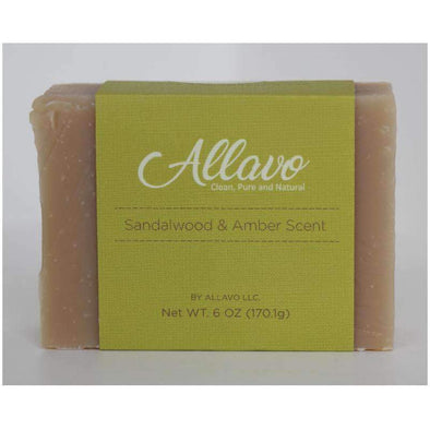 Allavo All Natural Bar Soap - 1 Bar