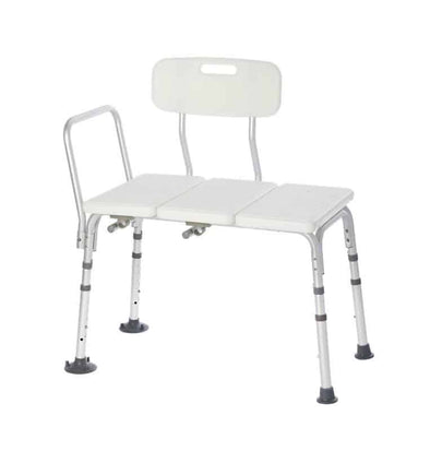 Lifestyle Mobility Aids Lightwight Deluxe Bathroom Transfer Bench - Senior.com Transfer Equipment