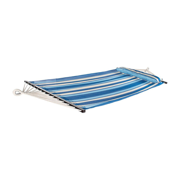 Bliss Hammock Oversized Caribbean Bedsize Hammock with Spreader Bars - Senior.com Hammocks