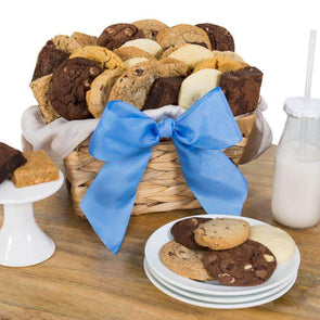 Gourmet Gift Baskets Baked Goods Premium Gift Basket - Senior.com Gift Baskets